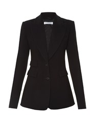 Altuzarra Cornwall Peak Lapel Single Breasted Blazer Black