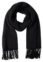 Only Onlanna Scarf Dark Grey Melange