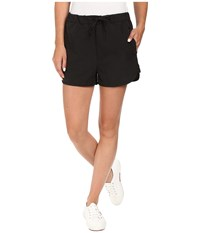 Bench Sayulita Shorts Jet Black Women's Shorts