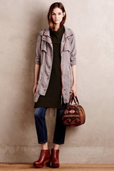 Marrakech Walnut Street Anorak Grey