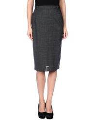 Antonio Fusco 3 4 Length Skirts Lead