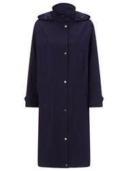 Four Seasons Performance Coat Navy