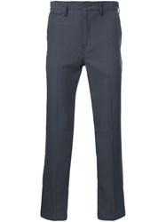 Bedwin And The Heartbreakers Slim Fit Trousers Grey
