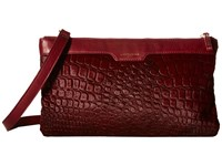 Liebeskind Carol Red Clutch Handbags