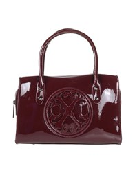 Christian Lacroix Bags Handbags Women Garnet