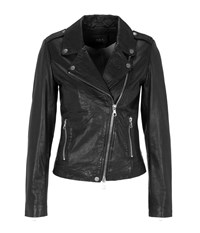 Set Fashion Tyler Leather Jacket