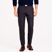 J.Crew Bowery Slim Pant In Wool