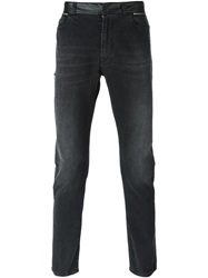 Iceberg Slim Fit Jeans Black