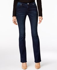 Inc International Concepts Curvy Fit Phoenix Wash Bootcut Jeans Only At Macy's