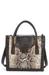 Loeffler Randall 'Junior Work' Leather Tote