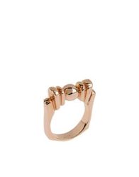 Dominic Jones Rings Copper