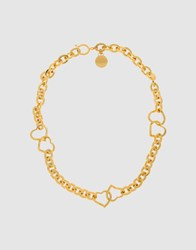 Moschino Cheap And Chic Moschino Cheapandchic Jewellery Necklaces Women Gold