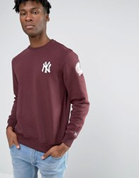 New Era Yankees Sweatshirt Red