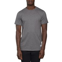 Norse Projects Charcoal Melange Niels T Shirt Grey