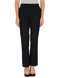 Red Valentino Redvalentino Dress Pants Dark Blue