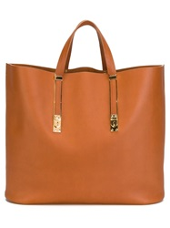 'Gibson' Tote Brown