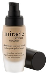 Philosophy 'Miracle Worker' Miraculous Anti Aging Foundation Spf 30 1 Oz Shade 3