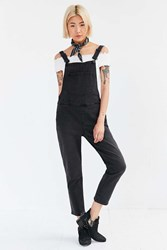 Bdg Slim Crop Overall Black