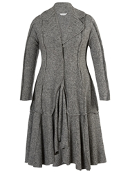 Chesca Seamed Flared Coat