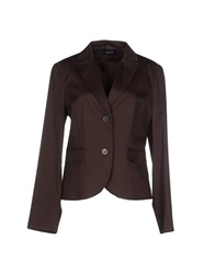 Caractere Blazers Dark Brown
