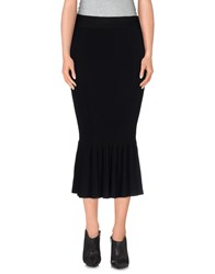 Guess By Marciano Skirts 3 4 Length Skirts Women Black