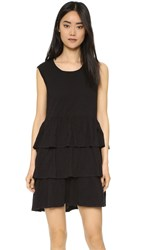 Wilt Tiered Dress Black