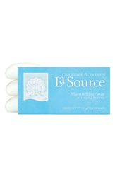 Crabtree And Evelyn 'La Source ' Triple Milled Soap Set