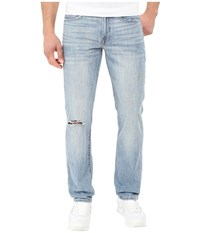 Lucky Brand 121 Heritage Slim In Solana Beach Solana Beach Men's Jeans Blue