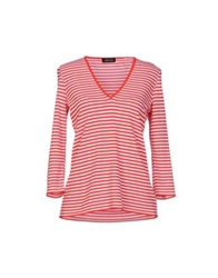 Anneclaire Sweaters Red