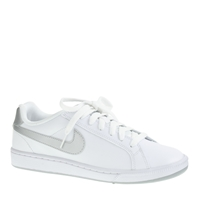 J.Crew Women's Nike Court Majestic Sneakers White