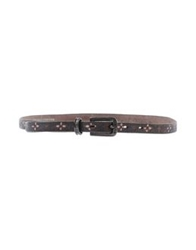 Riccardo Forconi Belts Dark Brown
