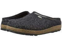 Giesswein Acadia Charcoal Slippers Gray
