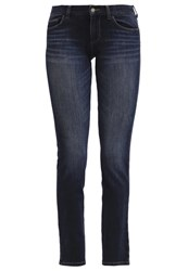 Liu Jo Jeans Magnetic Slim Fit Jeans Exciting Wash Blue Denim