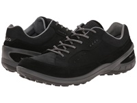 Ecco Sport Biom Grip Ii Black Black Men's Lace Up Casual Shoes