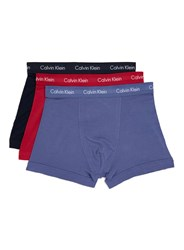 Topman Calvin Klein Assorted Colour Briefs 3 Pack Multi