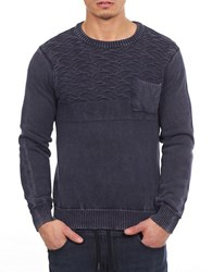 William Rast Textured Sweater