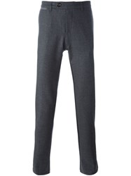 Eleventy Tailored Trousers Grey