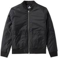 Undefeated Stratus Jacket Black