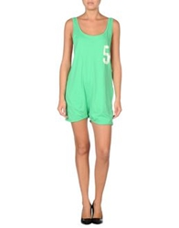 5Preview Short Overalls Green