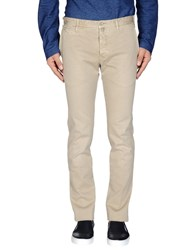 Icon Trousers Casual Trousers Men Beige