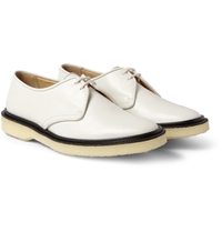 Adieu Type 1 Crepe Sole Leather Derby Shoes