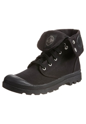 Palladium Baggy Laceup Boots Black