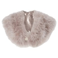 Phase Eight Attarah Feather Cape Mink