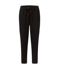 Whistles Helena Track Pants Black