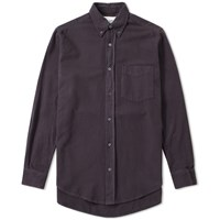 Our Legacy Original Button Down Shirt Grey