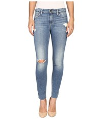 Joe's Jeans Icon Ankle In Reilly Reilly Women's Blue