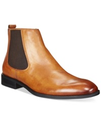 Alfani Caleb Chelsea Boots Men's Shoes Tan