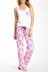 Paul Frank Tank And Pant Set White