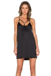 Evil Twin Across Town Dress Black