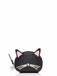 Kate Spade Jazz Things Up Cat Coin Purse